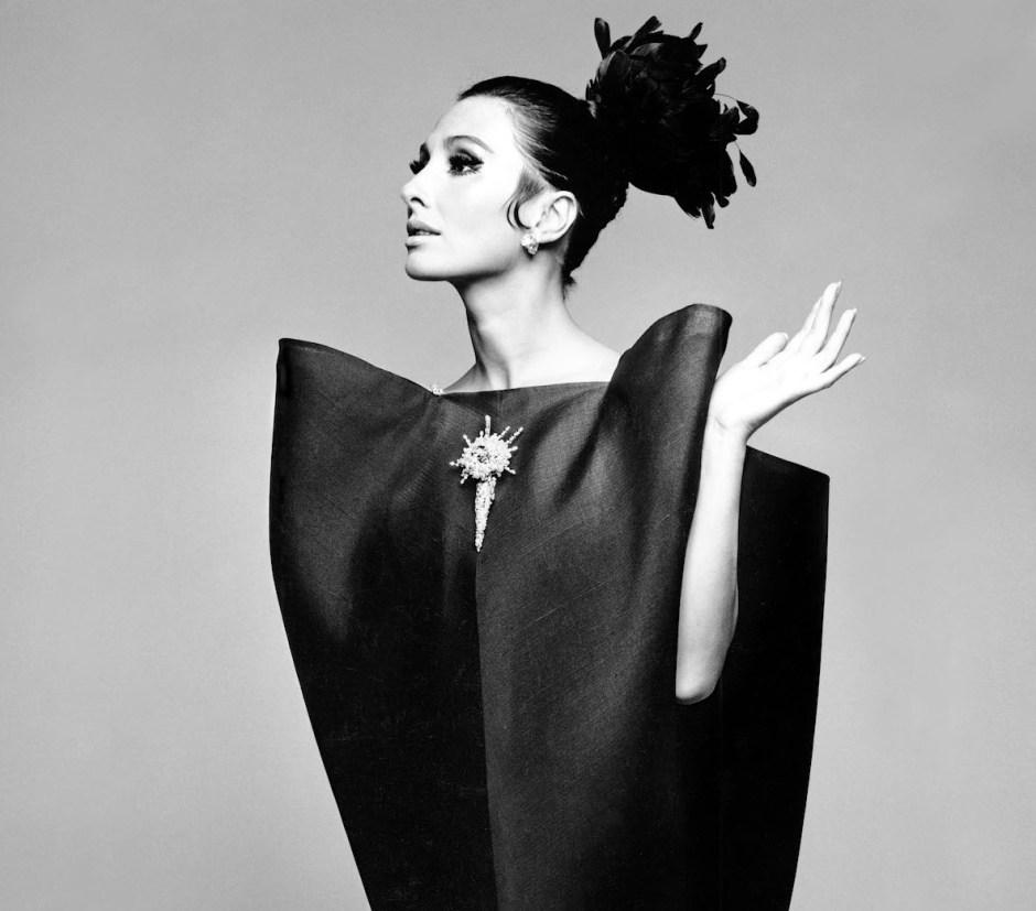 Balenciaga Shaping Fashion Envelope Dress