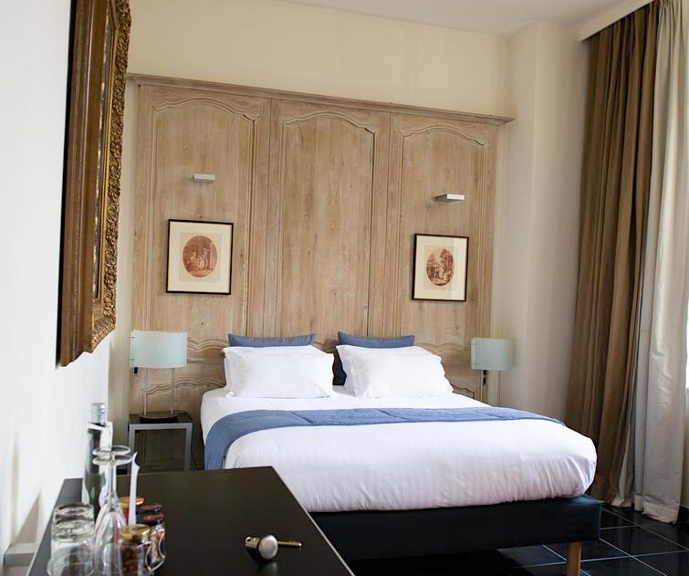 Room L Hermitage Gantois Hotel