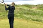 Royal Portrush links Dunluce course