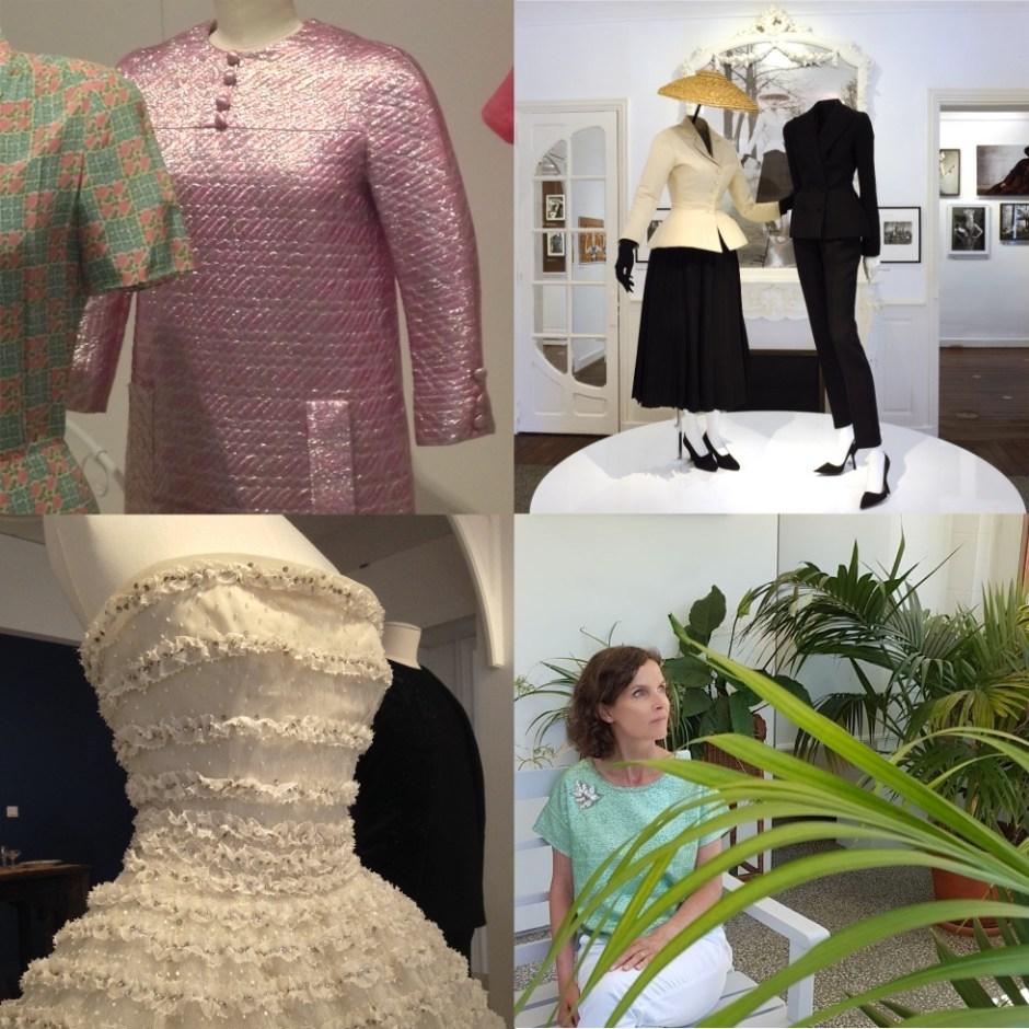 Dior Dress Les Rhumbs Villa