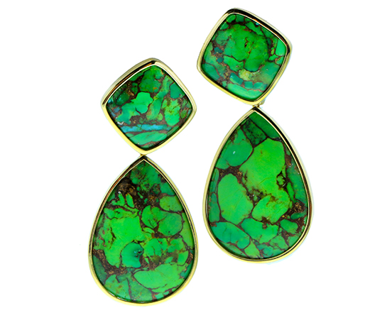 Bodes Bode green turquoise