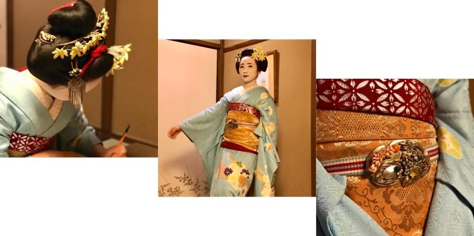 Kyoto Maiko san