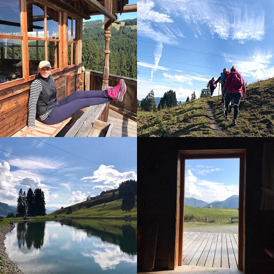 Kitzbuheler Alpen hiking