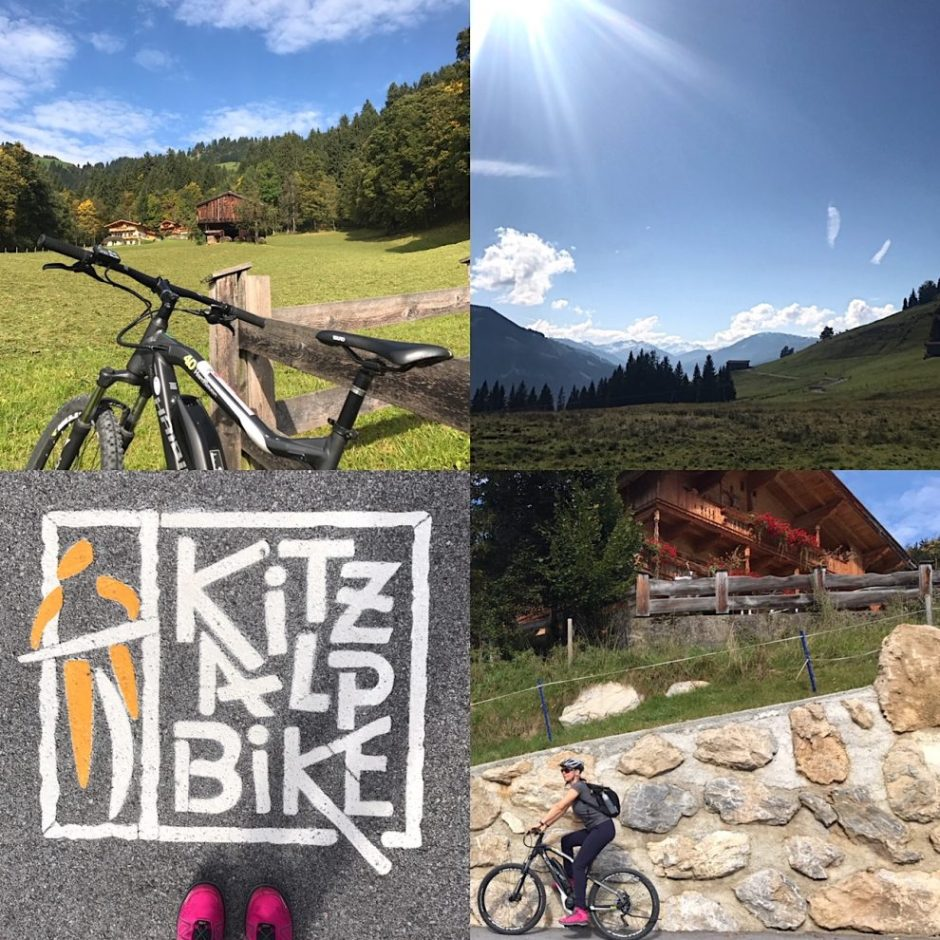 Kitzbuheler Alpen E Mountain bike