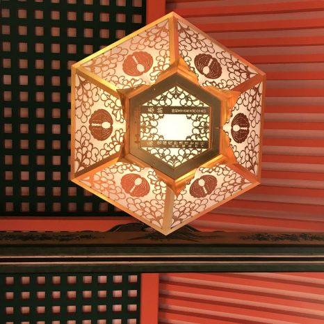 kyoto temple light
