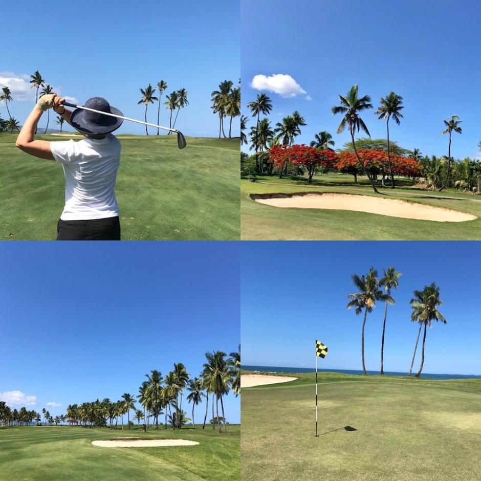 New Zealand Fiji golf Denarau