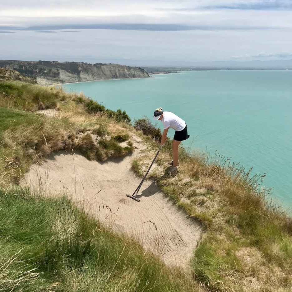 golf new zealand cape kidnappers