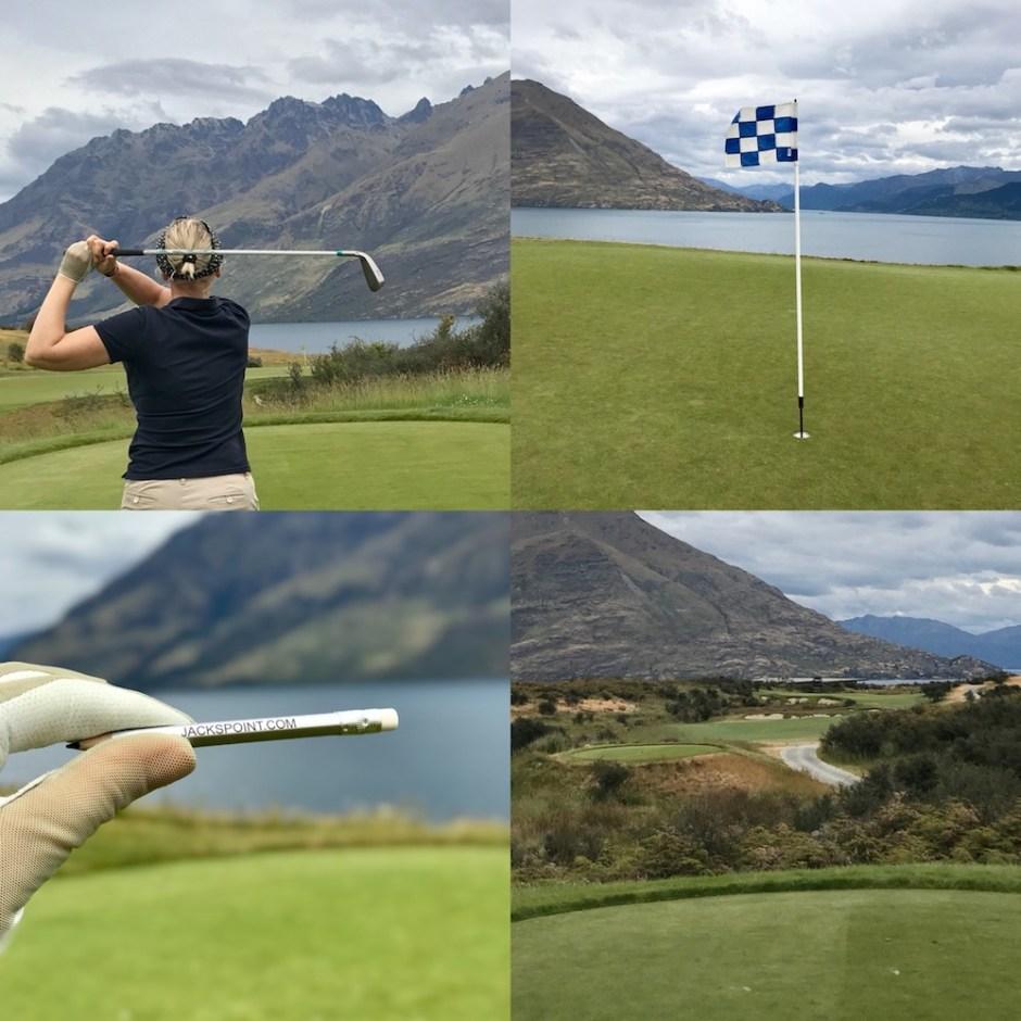New Zealand golf Jackspoint