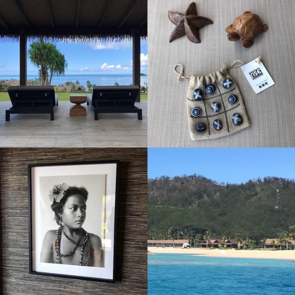 Six Senses Fiji Rise beyond the reef