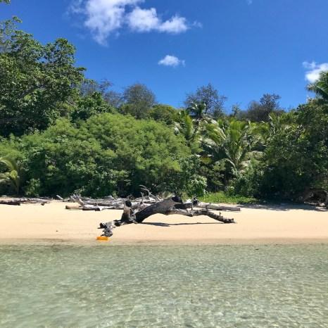 fiji shore malolo island
