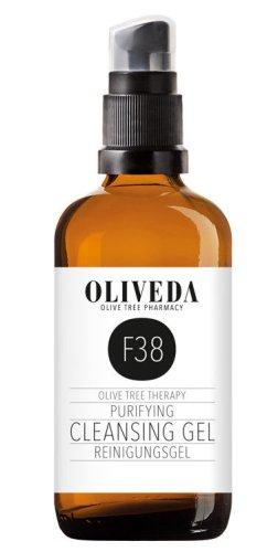 natural skincare Oliveda