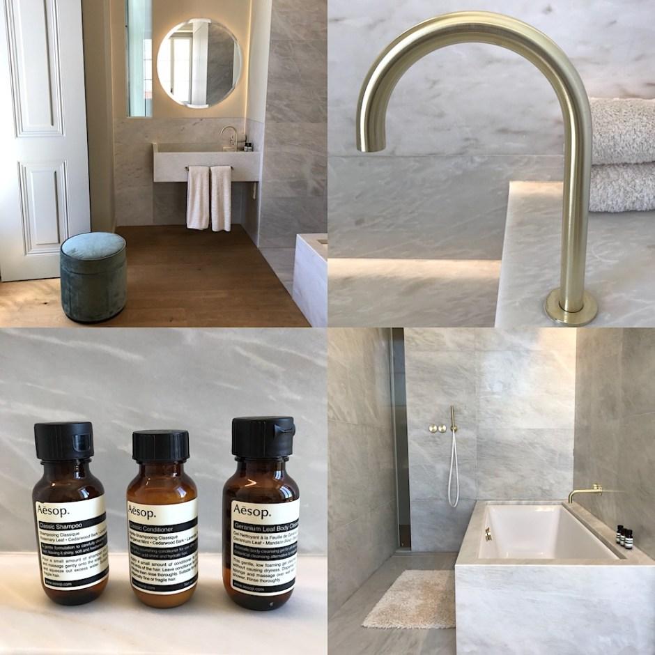 Verride Palacio marble bathroom