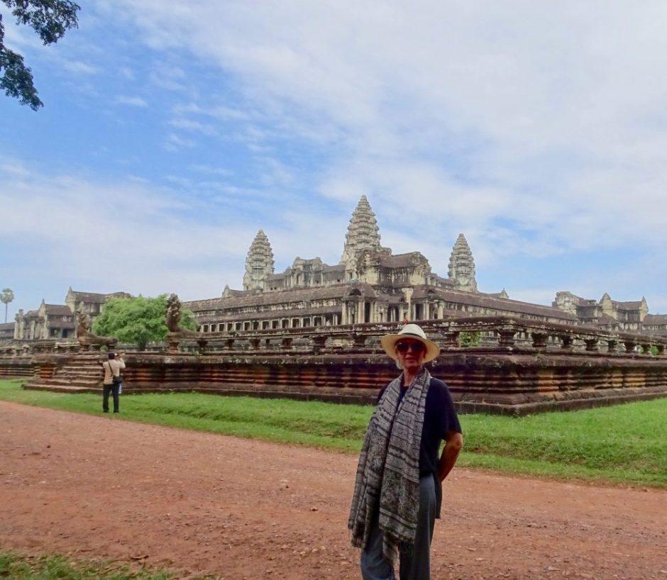 Travel Hero Angkor Wat