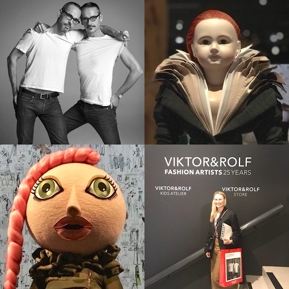 Viktor&ROlf 25 year fashion artists