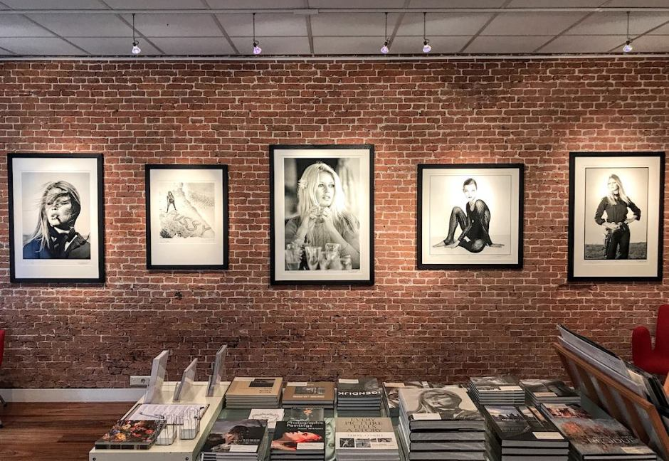 Terry O'Neill planting gallery