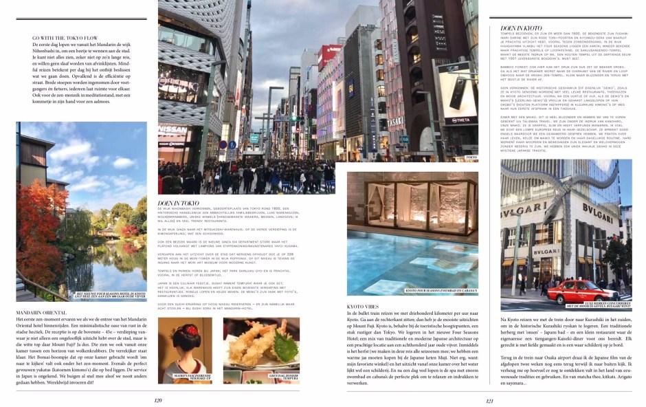 Luxury sabbatical Japan Talkies Magazine