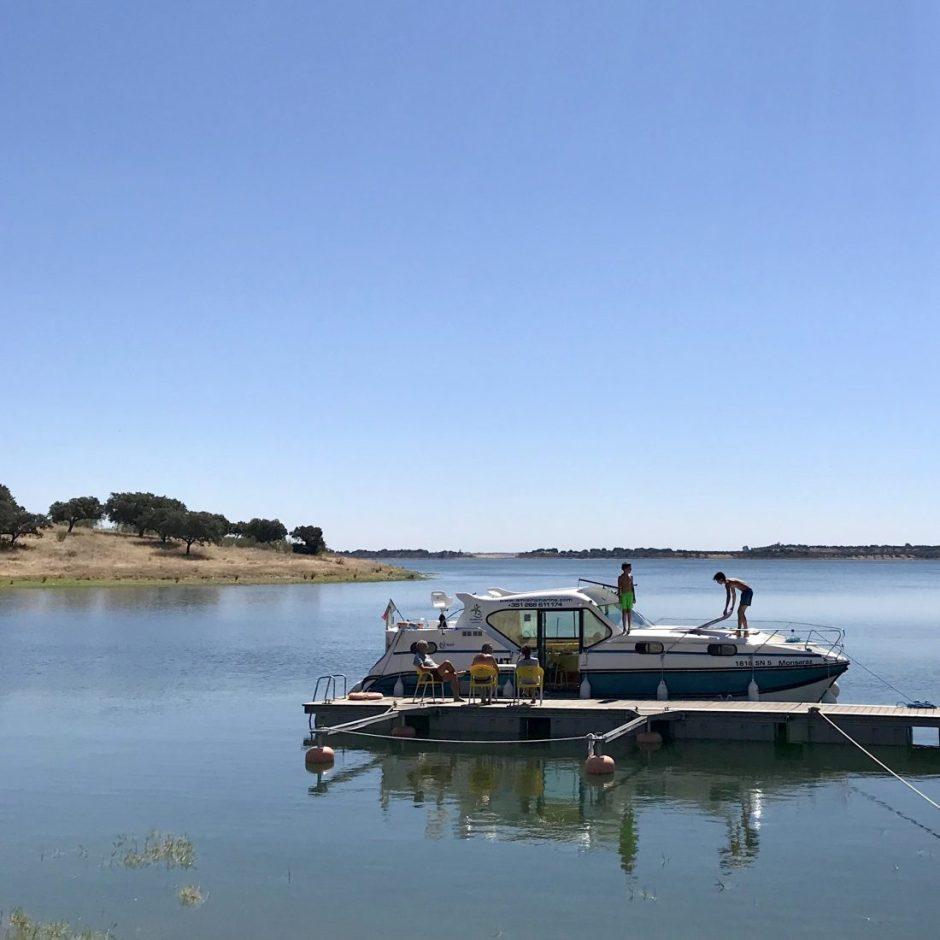 Alentejo river boat