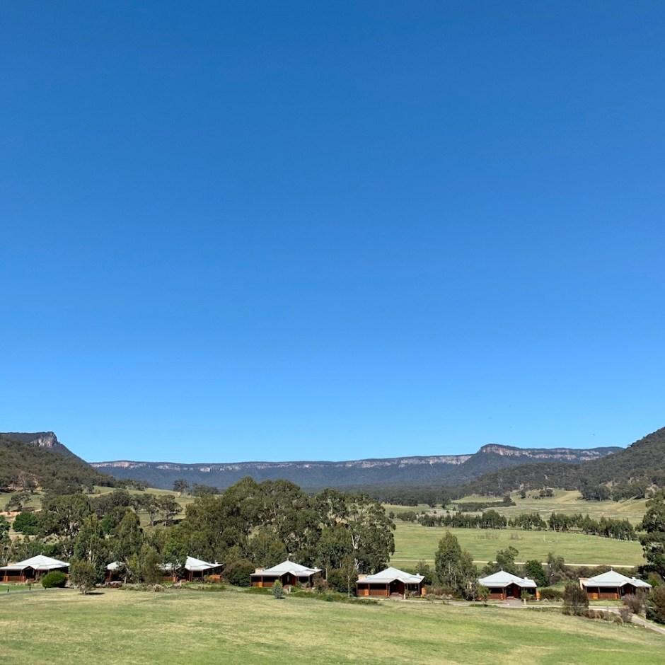Wolgan Valley villas luxury lodges of australia