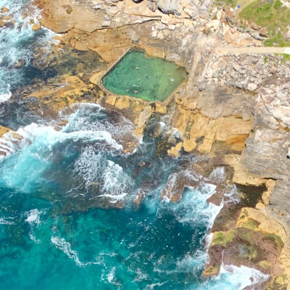 Sydney Congee rock pool