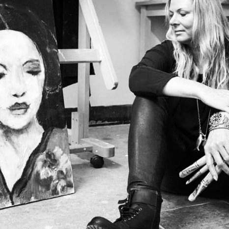Chapter Fifty portrait of Grace Spiegel
