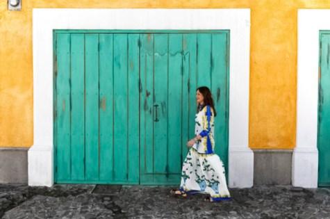 Iliana in Guatamala