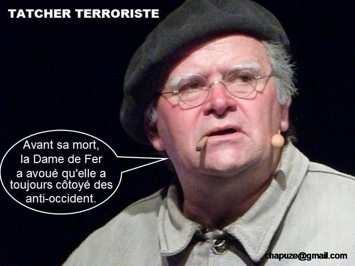 Tatcher Terroriste