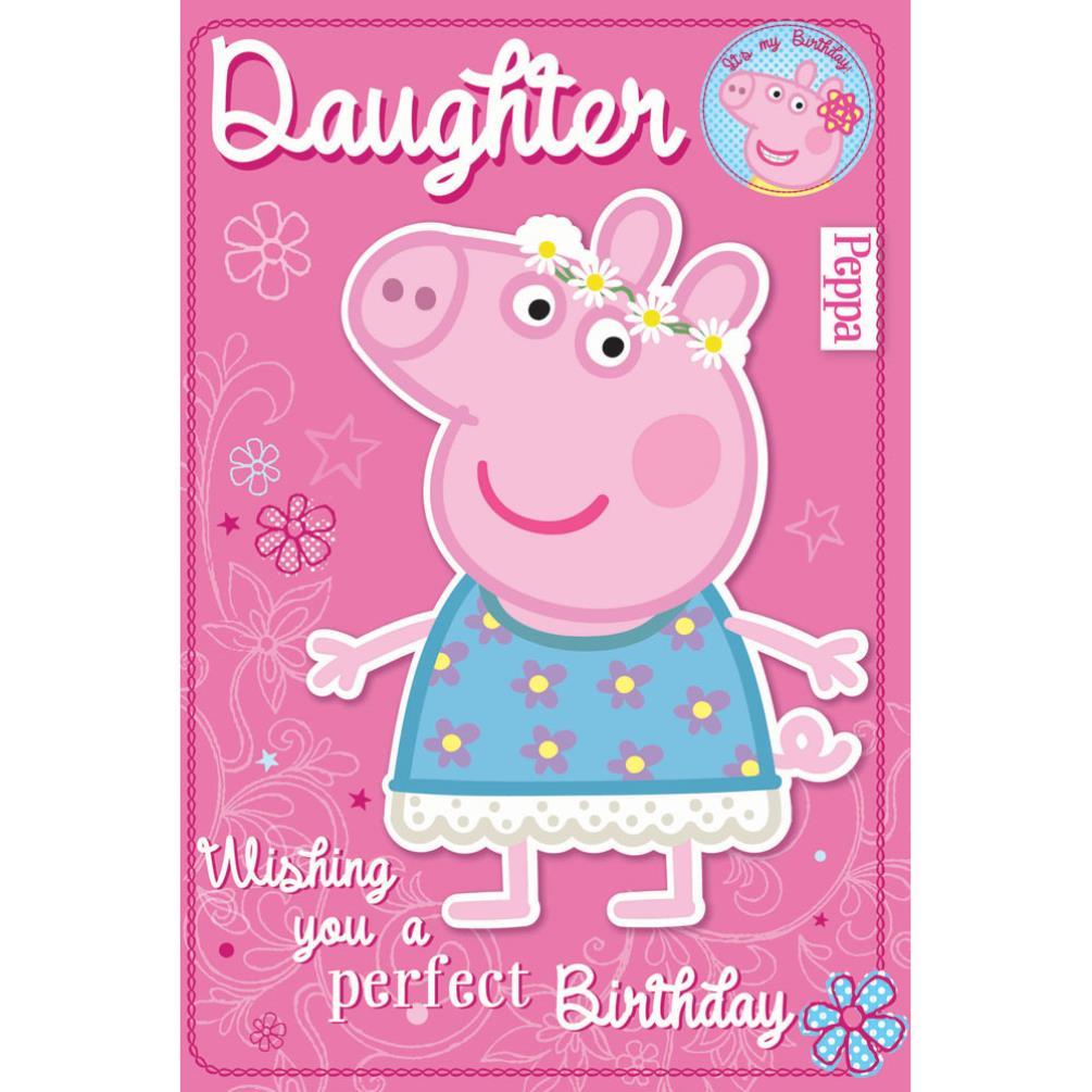 Peppa Pig Greeting Amp Birthday Cards EBay