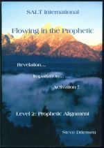 Flowing in the Prophetic, Level 2