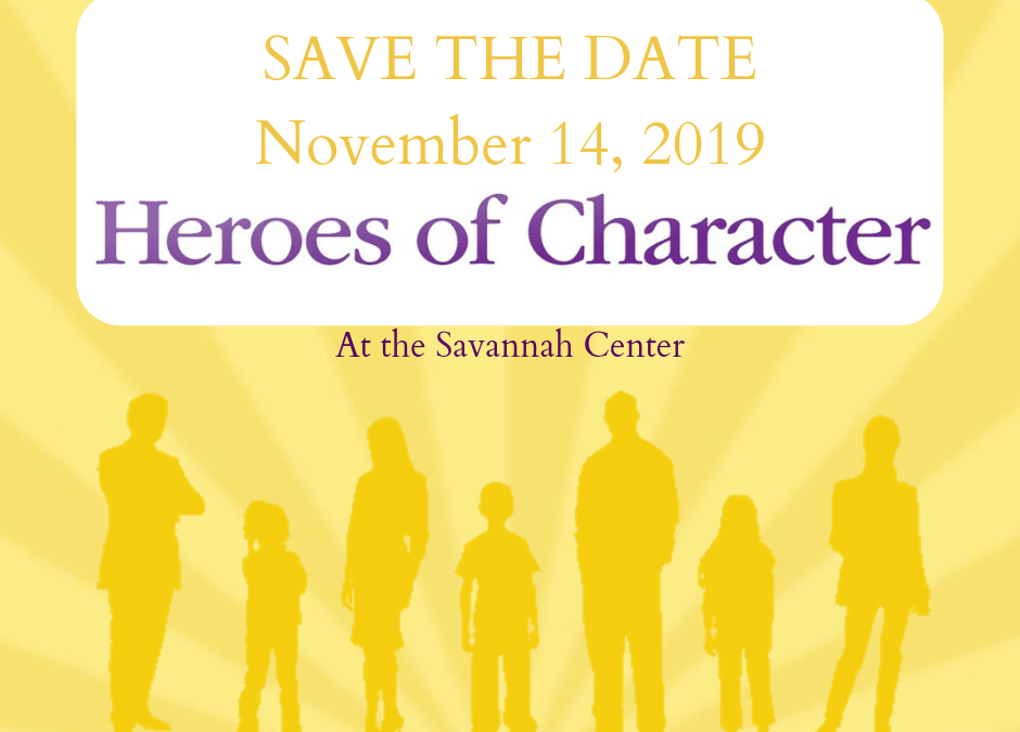 Heroes of Character Celebration 2019