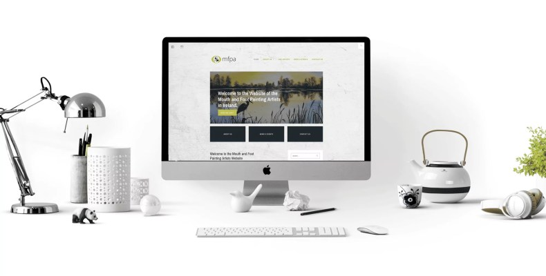 MFPA Website Design Liverpool