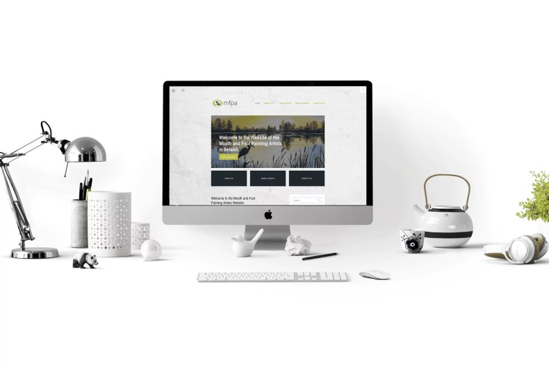 Website Design Liverpool for MFPA