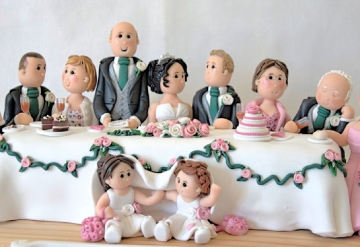 Character Creations Personalised Cake Toppers By Sarah Pitcher