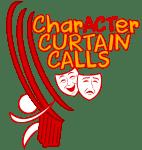 Character Curtain Calls Logo Transparent BG