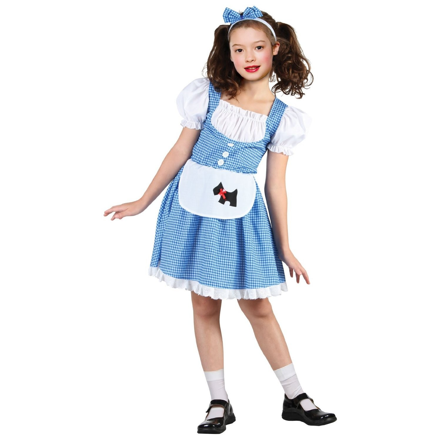 Country Girl Kids Dorothy Style Costume