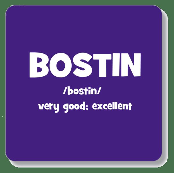 bostincoaster