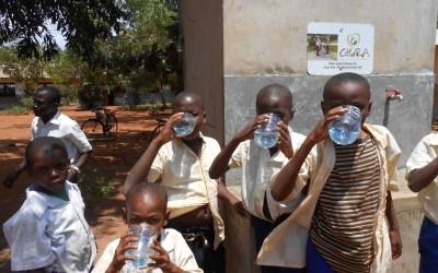 Mfenesini Primary School Project Complete