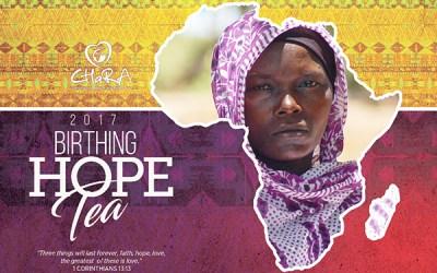 THE BIRTHING HOPE TEA AND ZANZIBAR MARKET