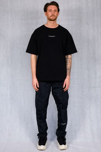 T-Shirt 260 in Midnight Black