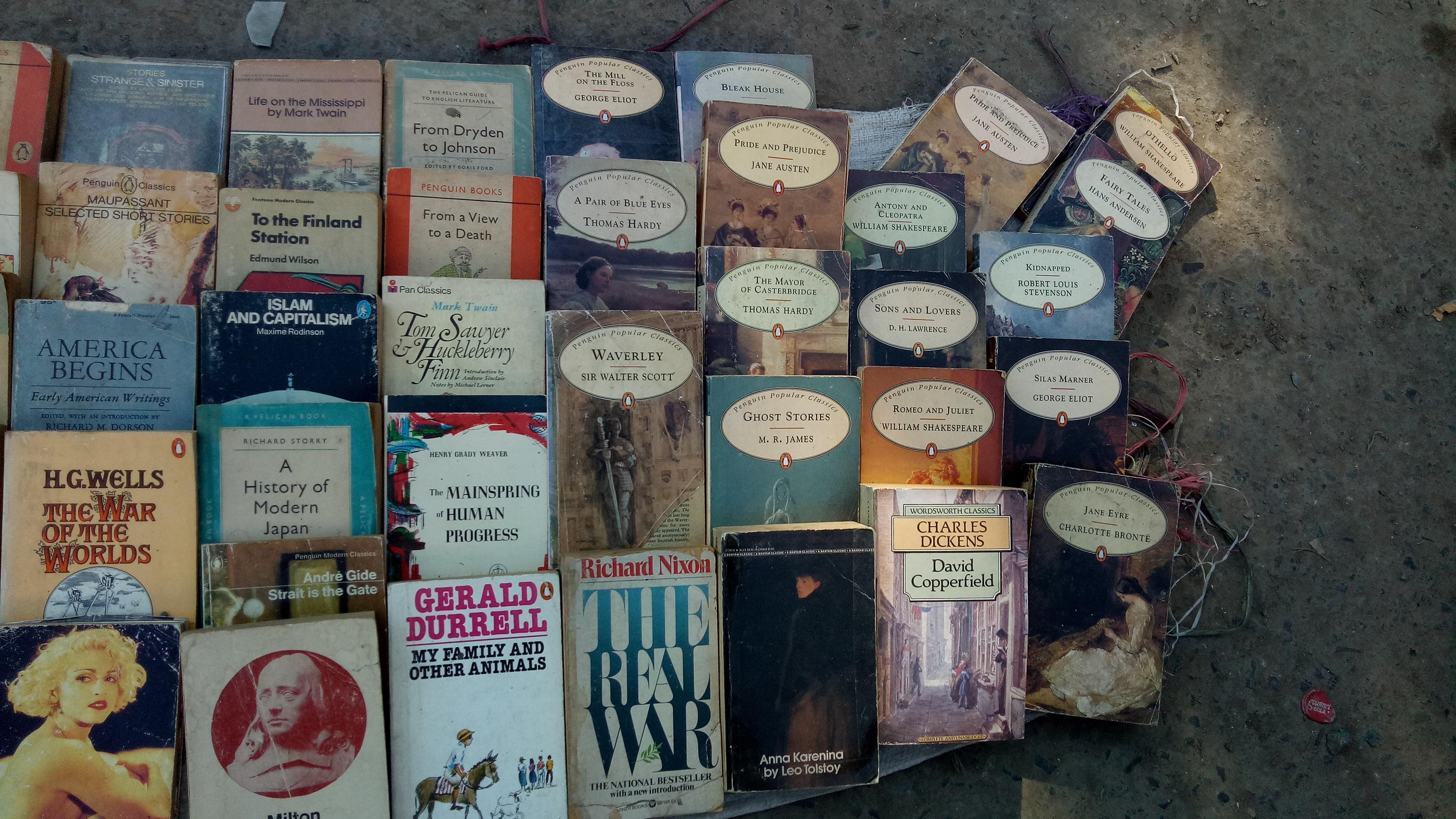 Old Books Fair