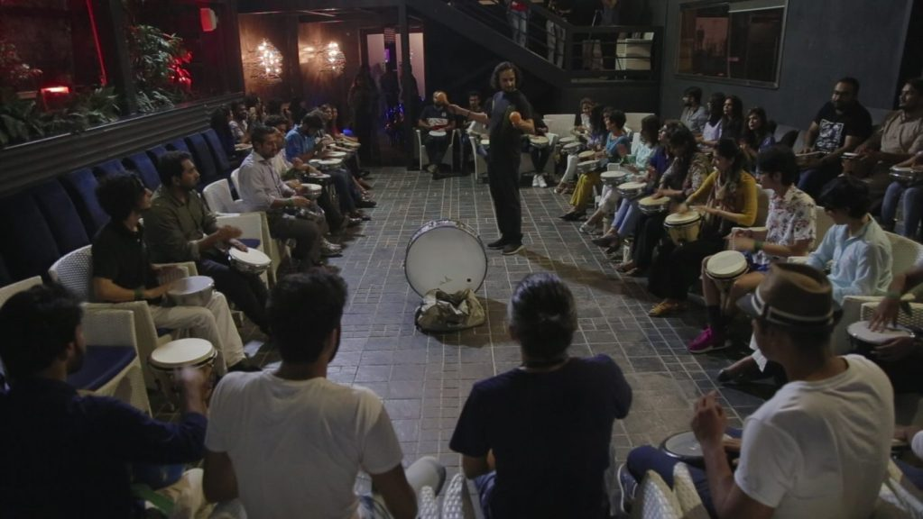 c - The Drum Clinic: A Full Moon Meditation
