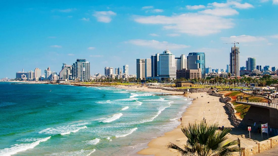 tel aviv israel - Middle East: The Place to Be this Summer