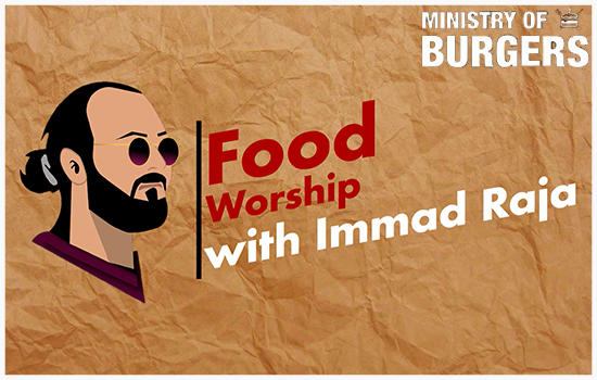 Charcoal + Gravel Ministry of Burgers Lahore Video Log