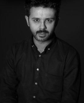 Zeshan Khalid Charcoal + Gravel Team