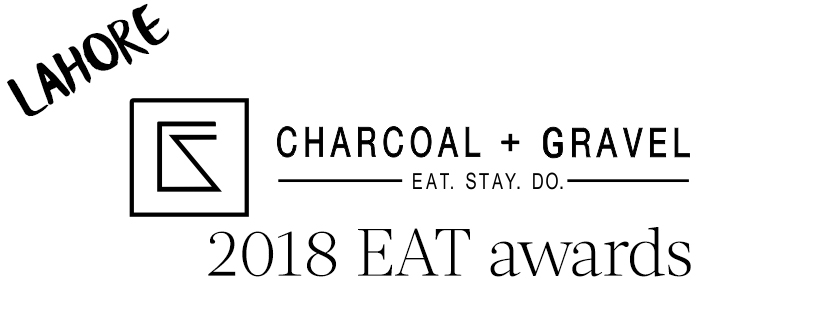 feature image - The Charcoal + Gravel EAT Awards: Lahore 2018