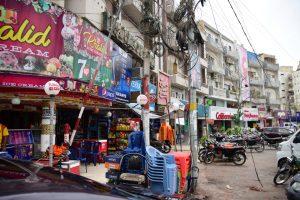 DSC 4384 - Bahadurabad: Exploring the Chaar Minaar Chowrangi