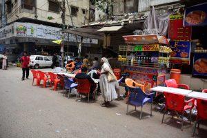 DSC 4401 - Bahadurabad: Exploring the Chaar Minaar Chowrangi