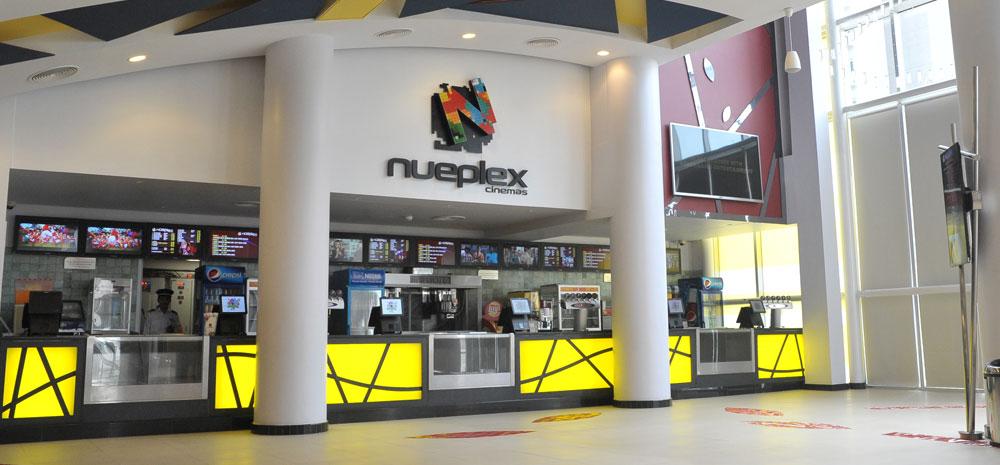 nueplex - Nueplex Cinema at The Place