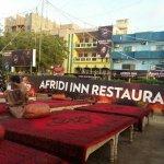 AI2 - Afridi Inn: Echoes of Namak Mandi