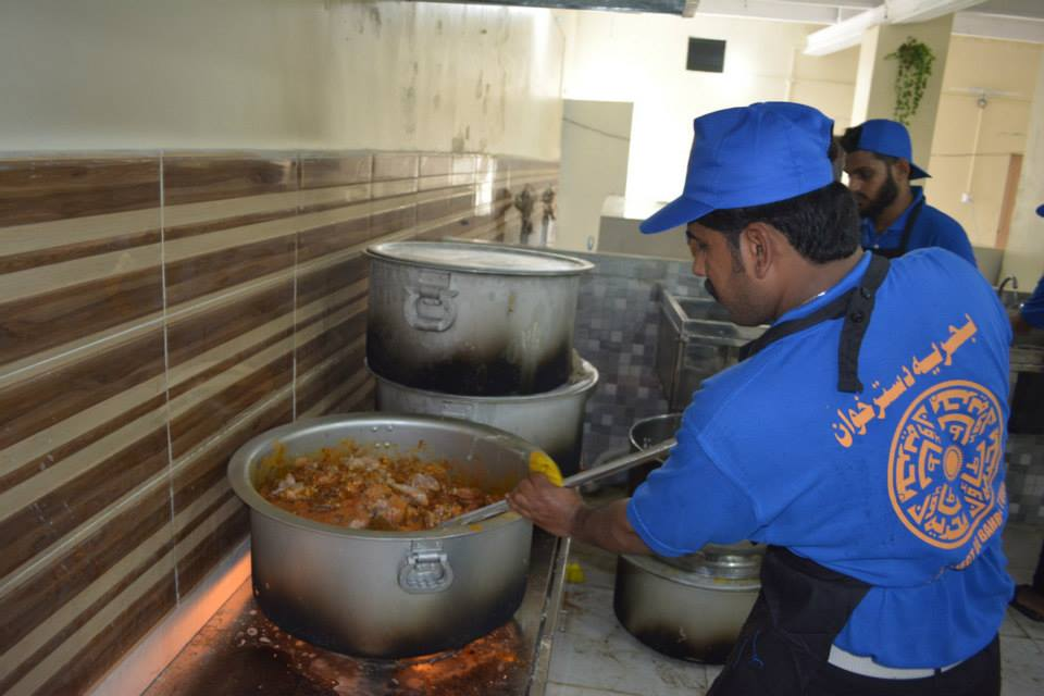 bahria dastarkhwan - Bahria Dastarkhwan: Changing Lives, One Meal at a Time