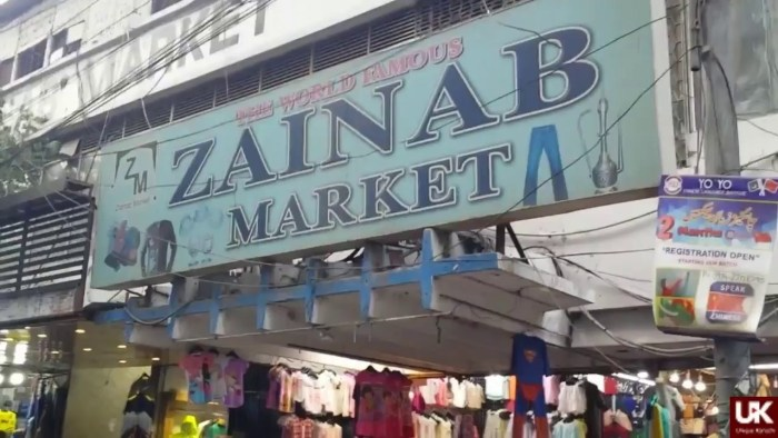 zainab market 3 - Zainab Market: Searching for Gold